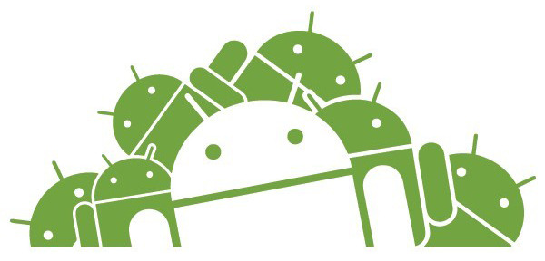AndroidStickers.com Android Army