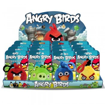 Angry Birds Plush Doll 6 cm