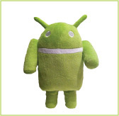 Ganndroid Plush Doll 6 Inch