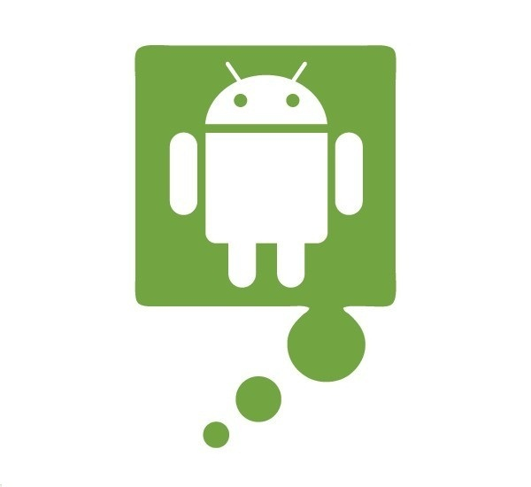 AndroidStickers.com Think Android OS