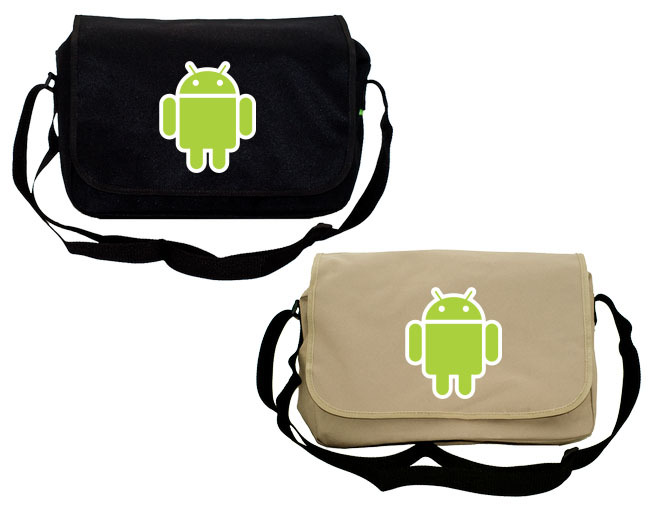 Tasche Android Roboter