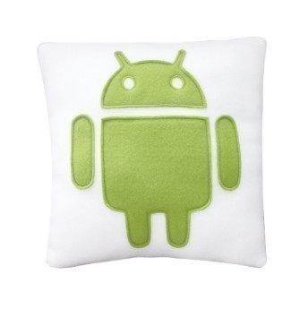 Pillow Android Robot