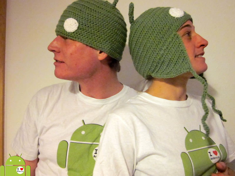 Android Beanie Awesome
