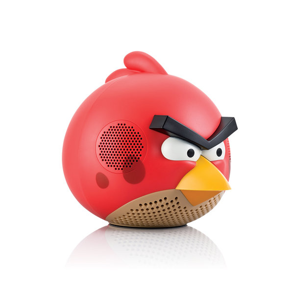 Lautsprecher 4gear Angry Birds Red Bird