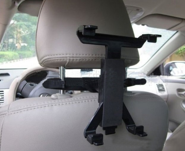 Car Seat Back Holder For 7 10 Tablet GPS DVD And TV