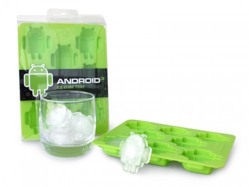 Android-Foundry Android Ice Cube Tray