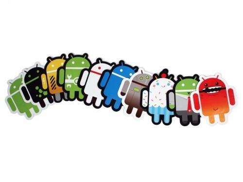 Android-Foundry Sticker Pack A