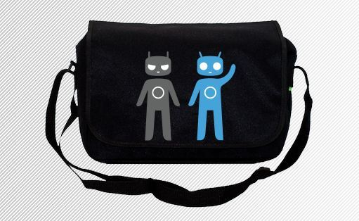 Tasche Android Cyanogenmod