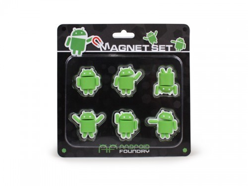 Android-Foundry Android Magnet Set