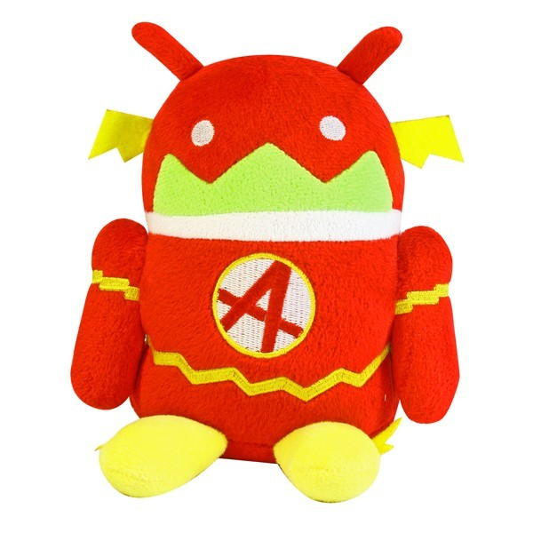 Cruzerlite Android Andy Man Plushie