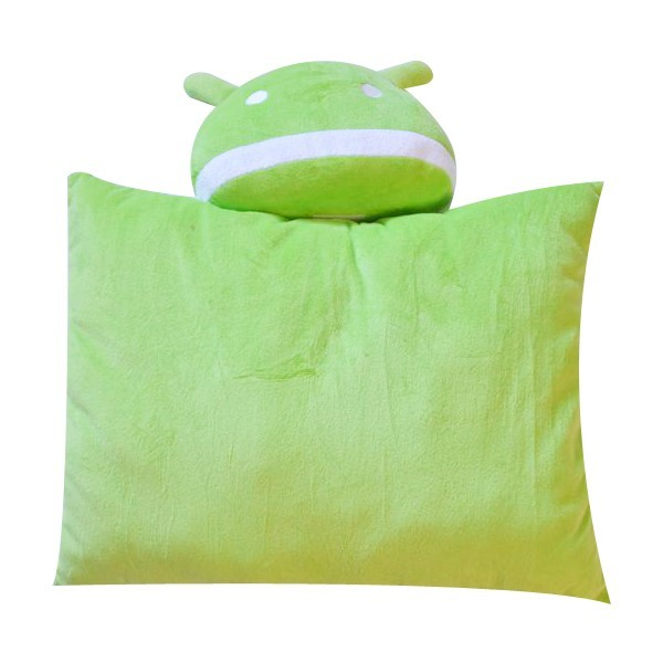 Cruzerlite Androidified Pillow