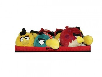 Angry birds plush doll 12 cm limited edition - Angry birds big brother plush ...