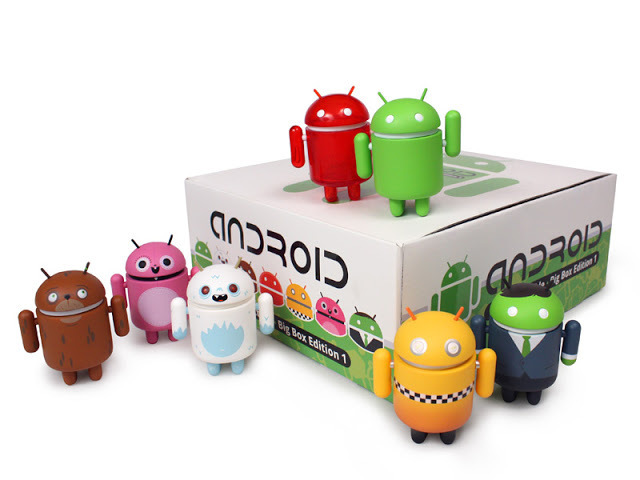 Android Mini Collectibles Big Box Edition - Series 01