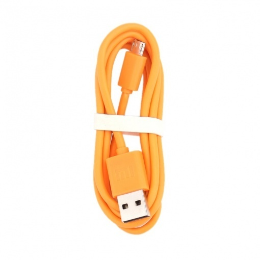 Original Xiaomi USB cable orange 100cm