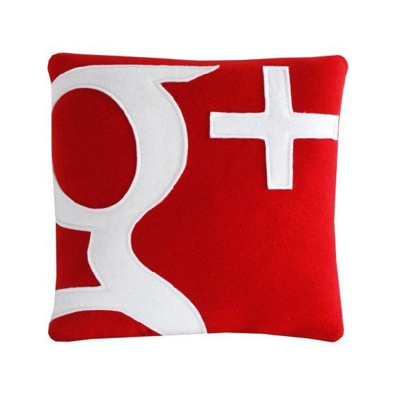 Pillow Google Plus