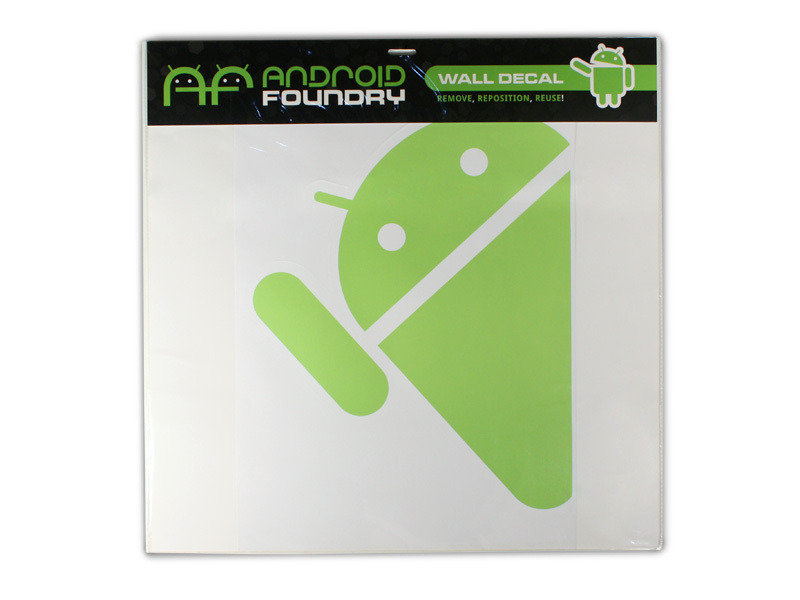 Hidden Android Wall Decal