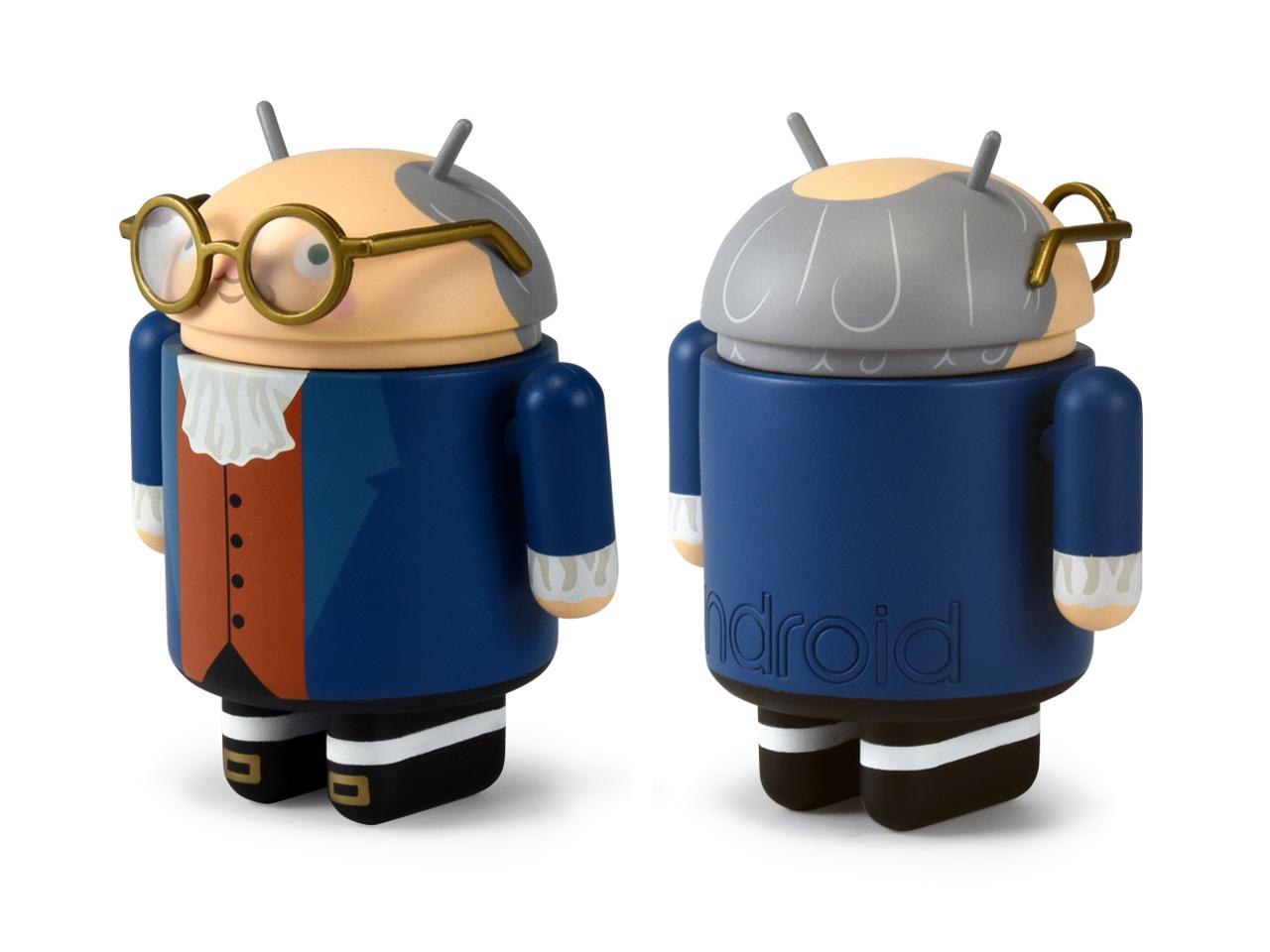 Android Collectible Mixed Series 06 - AndroidFiguren de