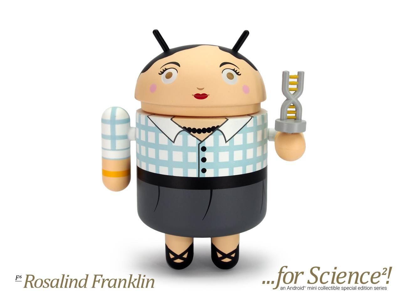 Android Mini Special Edition for Science - Rosalind Franklin